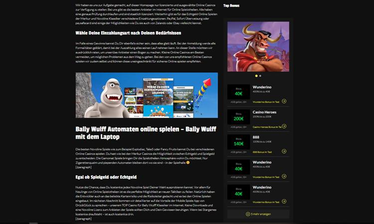 hochgedrückt.com Anleitungen