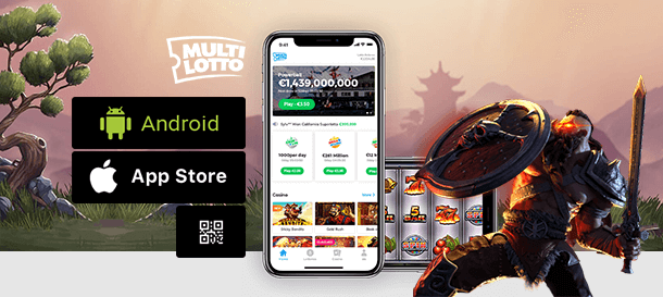 Multilotto Casino Mobile App
