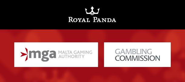Royal Panda Casino Sicherheit & Lizenz