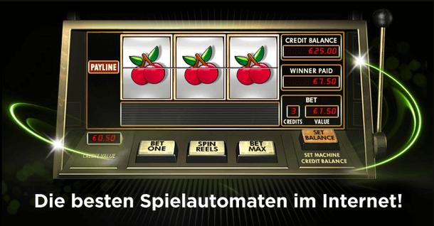 Spielautomaten Betrug