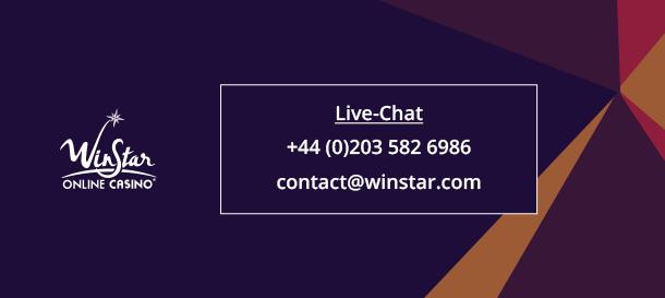 WinStar Casino Kundenservice