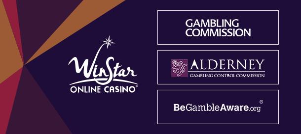 WinStar Casino Sicherheit & Lizenz