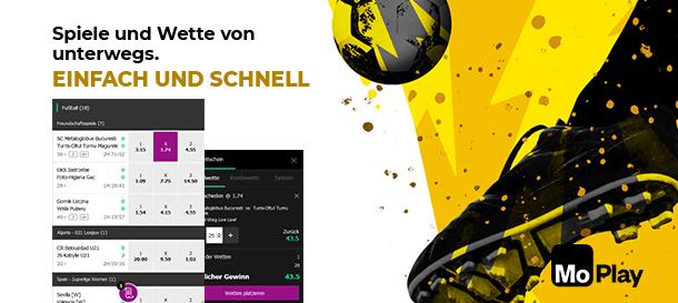 Moplay Sportwetten App