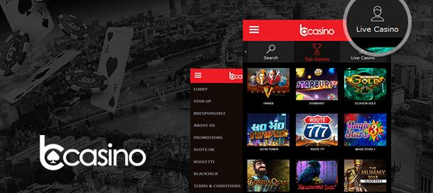 bCasino App