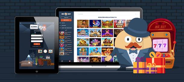 Mr Bet Casino App