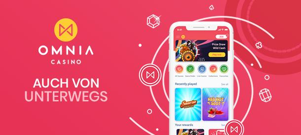 Omnia Casino App