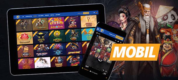 sts casino app