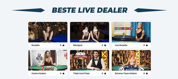 SvenBet Casino Livecasino