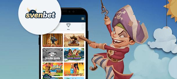 SvenBet Casino App