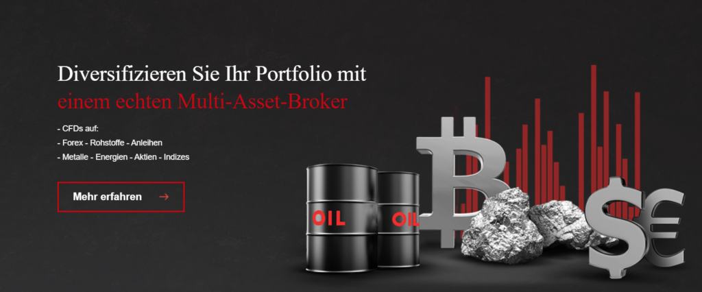 HF Markets Multi Asset Broker