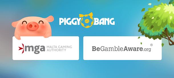 Piggi Bang Casino Sicherheit & Lizenz