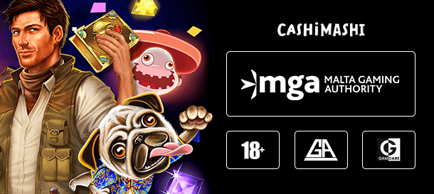Cashi Mashi Casino Sicherheit & Lizenz