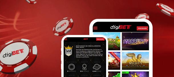 Digibet Casino App