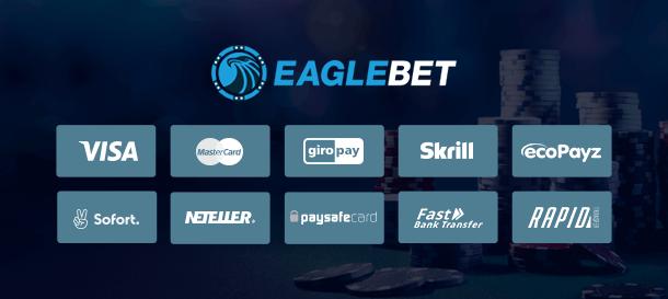 Eaglebet Casino Zahlungen