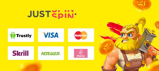 Just Spin Zahlungen