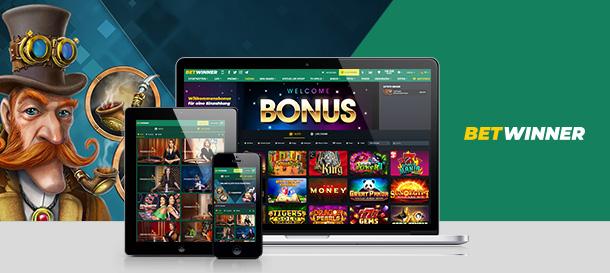 Betwinner Casino Mobil