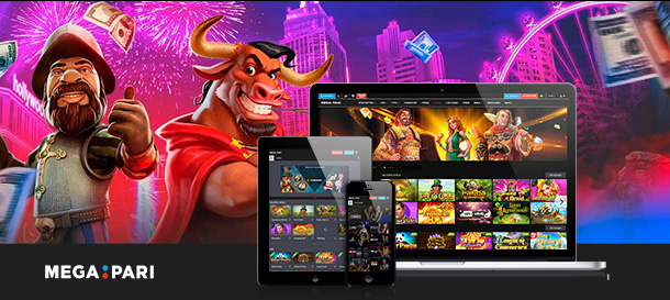 Megapari Casino Mobil