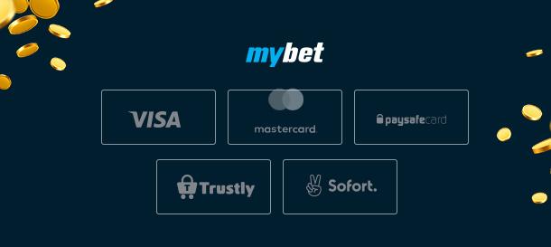 mybet Casino Zahlung