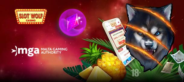 SlotWolf Casino Lizenz