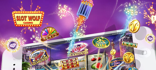 SlotWolf Casino Mobil