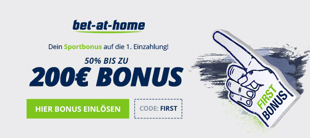 Bet-at-Home Bonus