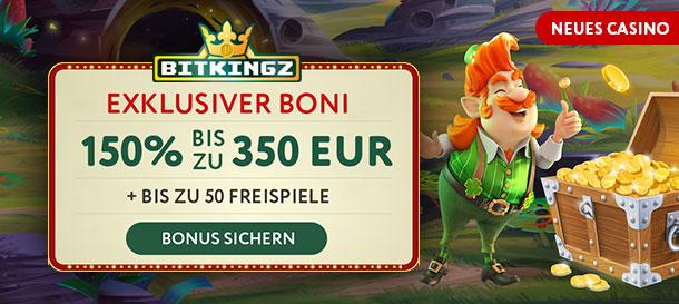 Bitkingz Bonus Code