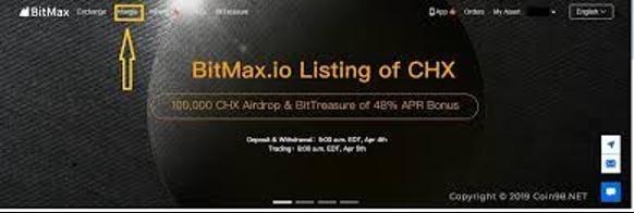 BitMax Erfahrungen