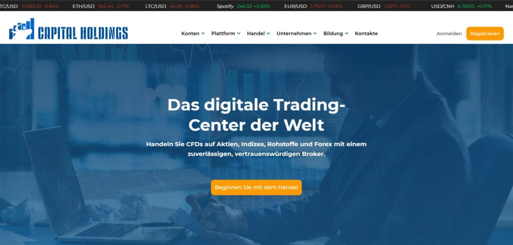 Capital Holdings Testbericht