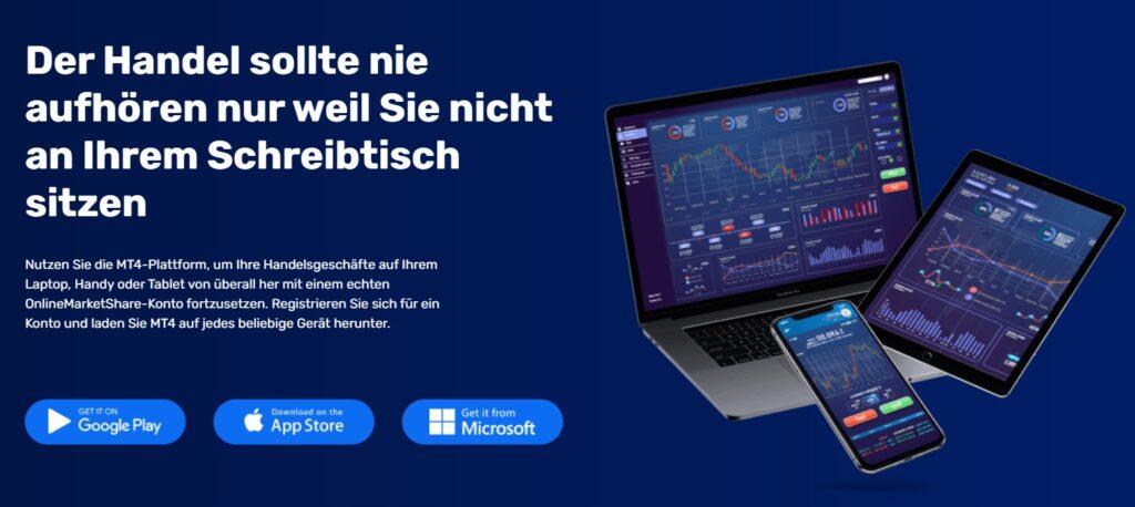 OnlineMarketShare test