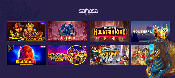 Samosa Spiele