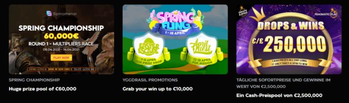 Casinobuck Bonus Code