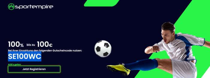 Sportempire Bonus