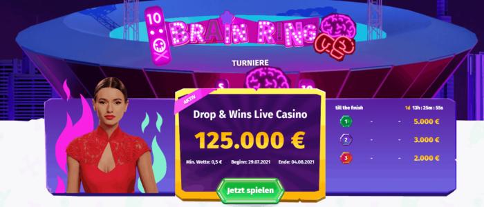 Casombie Casino Turniere
