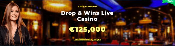 Wazamba Casino Turniere
