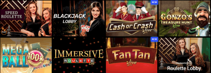 Librabet Live Casino