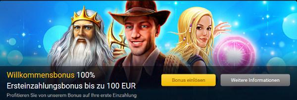 Stargames Bonus ist äußerst attraktiv