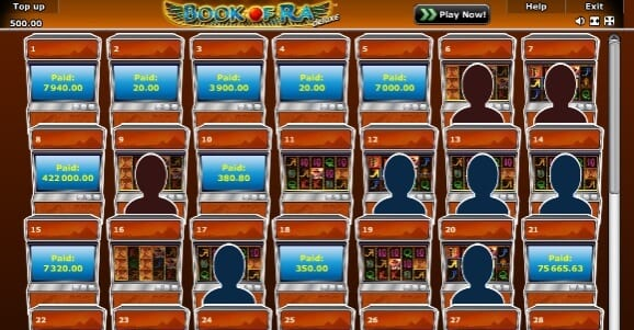 online casino anbieter book or ra