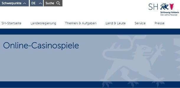 Liste der deutschen Casino Lizenzen