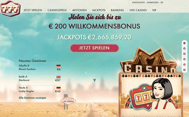 777 Casino Auszahlung Dauer