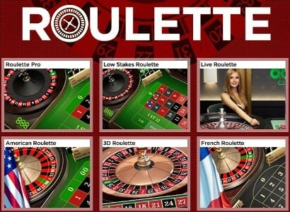 888Casino Roulette