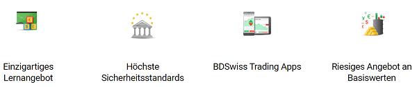 BDSwiss Forex Seriösität