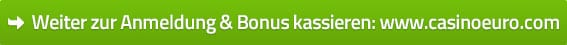 CasinoEuro Casino Bonus Code & Gutschein