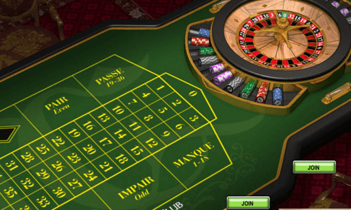 Casino Club Permanenzen Roulette