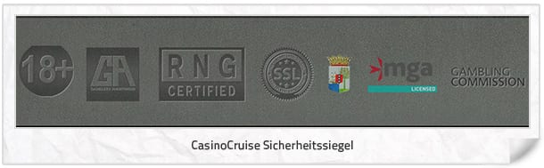 CasinoCruise_Sicherheit
