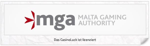 CasinoLuck_Lizenz