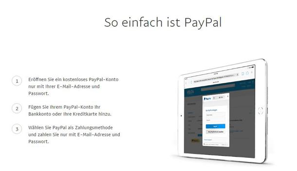 DrückGlück PayPal bezahlen, verspricht Vorteile für Kunden