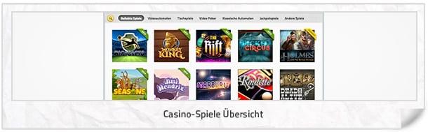 Euroslots_Casino-Spiele