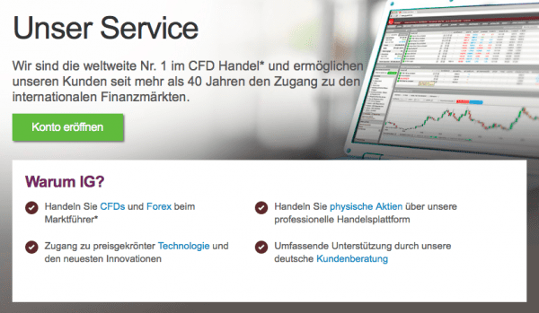 Service IG