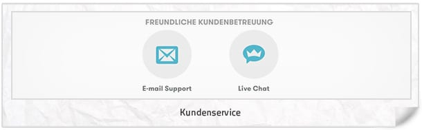 Intercasino_Kundenservice