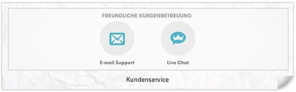 Intercasino_Kundenservice